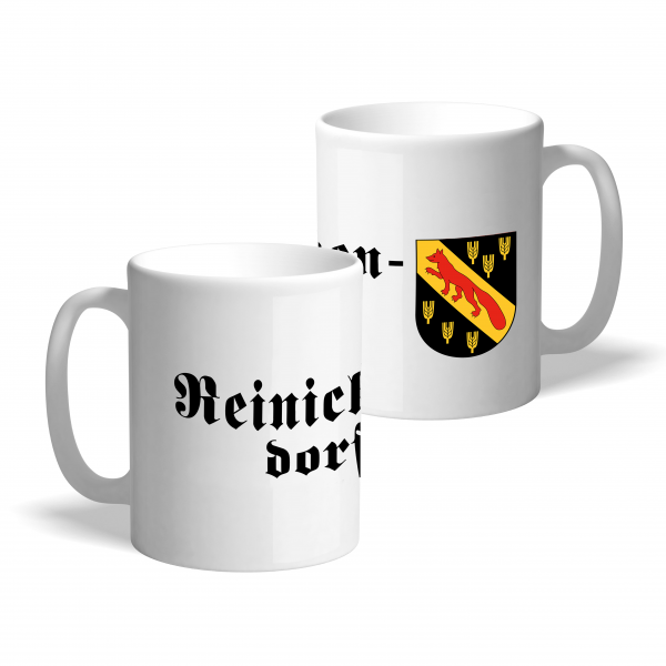 Tasse Wappen: Reinickendorf