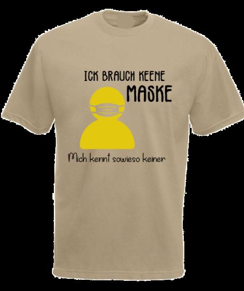 Coronivor - T-Shirt Corona Maske