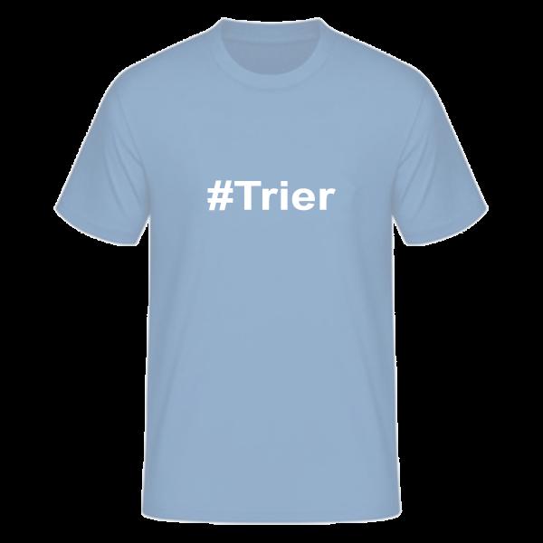 T-Shirt Kurzarmshirt #Trier
