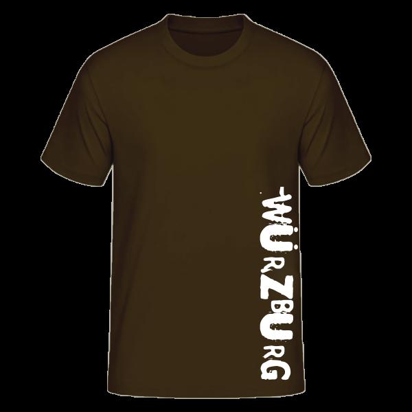 T-Shirt Würzburg (Motiv: Slam)