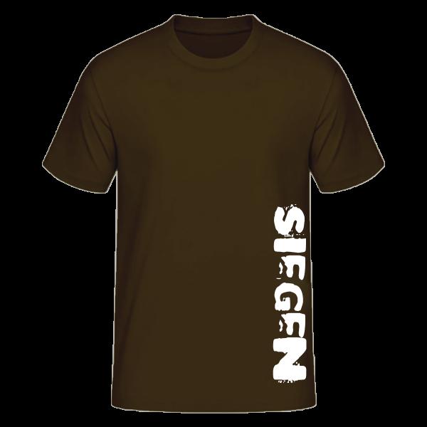 T-Shirt Siegen (Motiv: Slam)