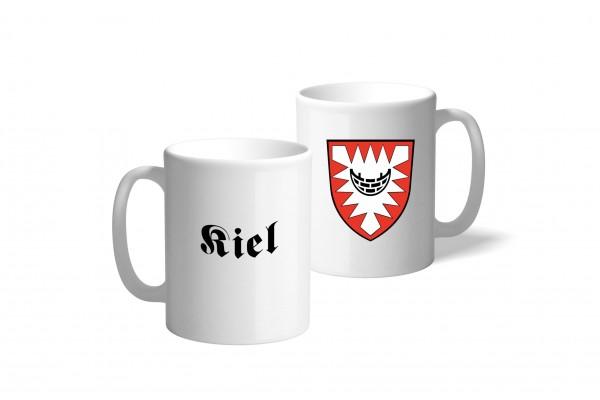 Tasse Wappen: Kiel