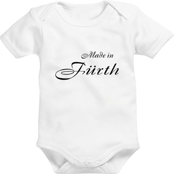Baby Body: Made in Fürth