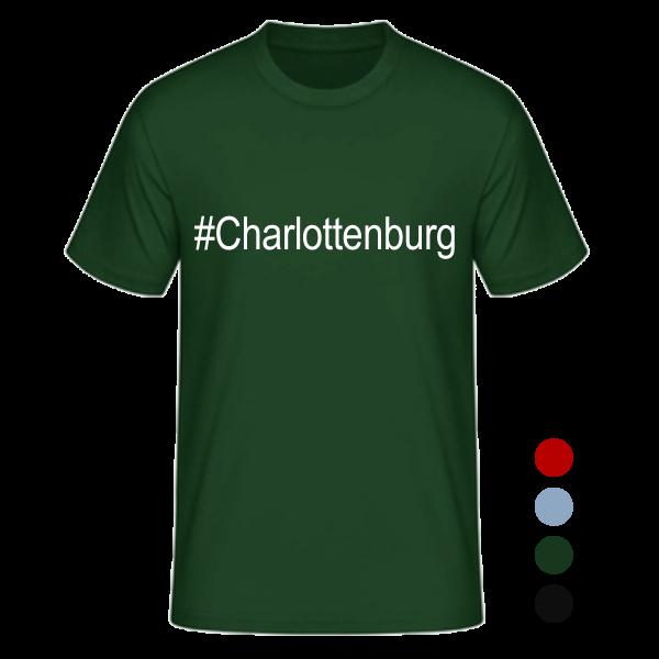 T- Shirt #Charlottenburg