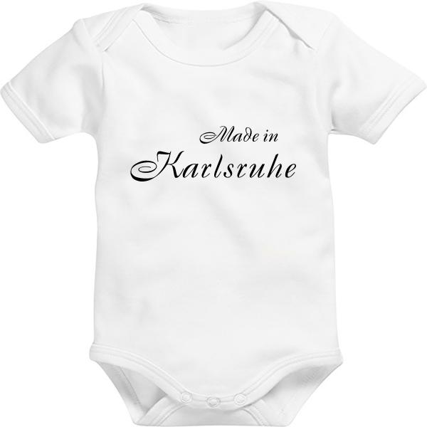 Baby Body: Made in Karlsruhe