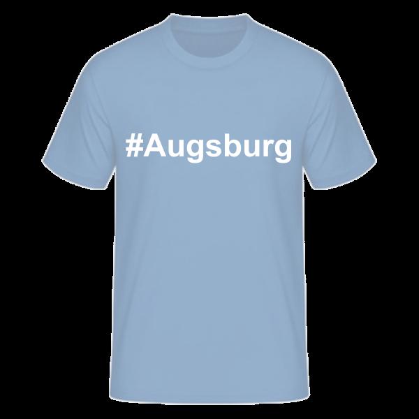 T-Shirt Kurzarmshirt #Augsburg